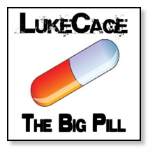 Big Pill Luke cage samples