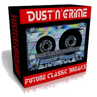Dust N Grime drum loops