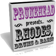 Prunehead rhodes drums samples