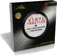 The Vinyl Frontier sample library